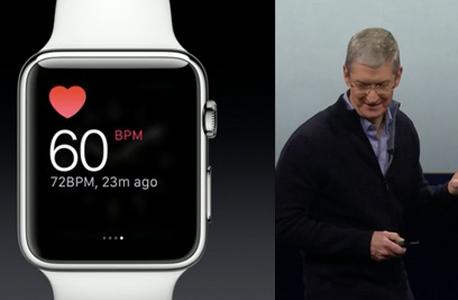 אירוע שעון אפל