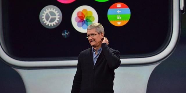 """קוק מרגיע את המשקיעים: """"מצבה של אפל בסין מצוין"""""""