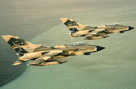מטוסי קרב של חיל האוויר הסעודי