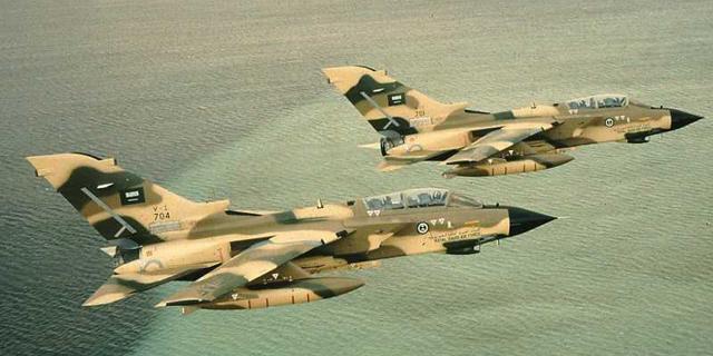 מטוסי קרב של חיל האוויר הסעודי, צילום: militaryparitet.com