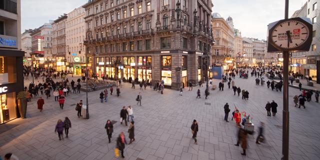 לחיות נכון: וינה בראש דירוג הערים הטובות בעולם למגורים