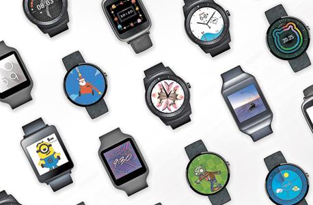 שעוני אנדרואיד Wear. יותר מ-80 דגמים זמינים בשוק
