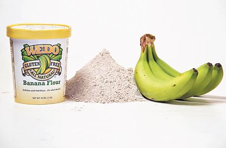 קמח בננה