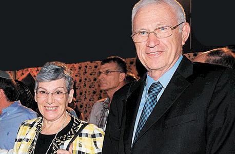 יהודה ויהודית ברוניצקי, צילום: סיון פרג