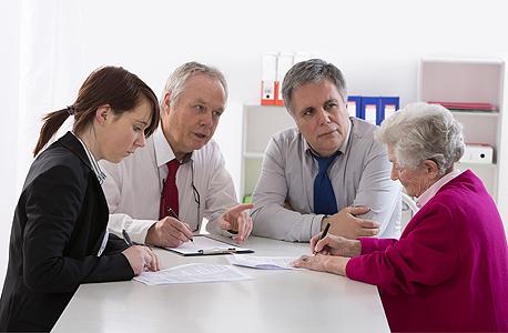 צוואה. האם יוטל מס על הירושה?, צילום: שאטרסטוק