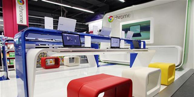 חנות של גוגל בלונדון