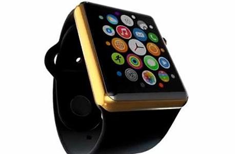 שעון אפל ווטש זהב