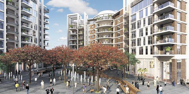 58% מרוכשי הדירות בפרויקט המגורים בצלאל הם תל אביבים לשעבר