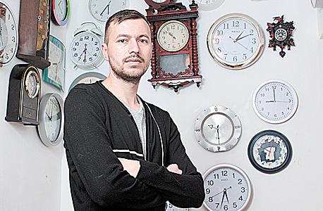 יורי יוליסייב, Escape room, צילום: עמית שעל