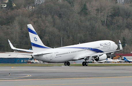 An El Al plane. Photo: PR