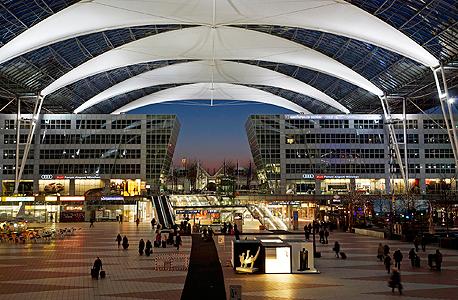 מקום 5. שדה התעופה של מינכן, גרמניה