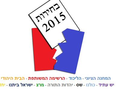 בחירות 2015 מדיה חברתית פייסבוק