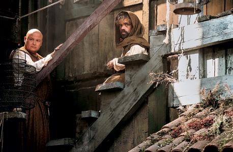 מתוך משחקי הכס, צילום: באדיבות YES/HBO