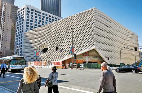 """מוזיאון """"הברוד"""". אמנות עכשווית בלוס אנג"""
