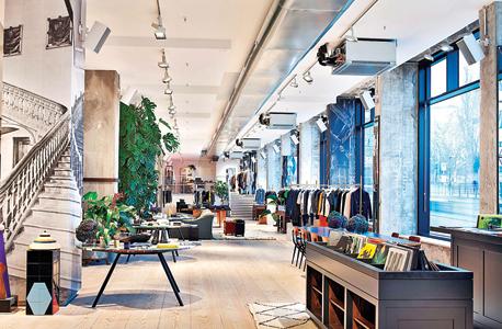 החנות בברלין, צילום: Reed Krakoff