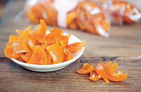 קליפות תפוז מסוכרות , צילום: תומי הרפז