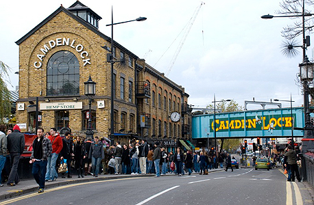 Camden Market. Photo: the_anthology.com