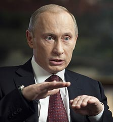 """ולדימיר פוטין. """"מה ששנאה יכולה לעשות"""""""