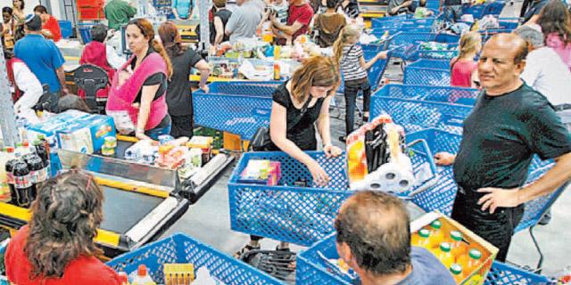 בפעם השנייה מאז מחאת 2011: הספקים העלו מחירים - הצרכנים צמצמו את הקניות