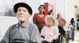 קשישים (ארכיון), צילום: רויטרס