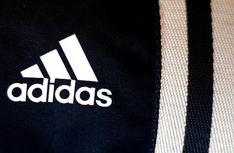 אדידס מותג חברת הלבשת ספורט לוגו , צילום: איי אף פי