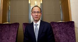 Fosun International Chairman Guo Guangchang. Photo: Bloomberg