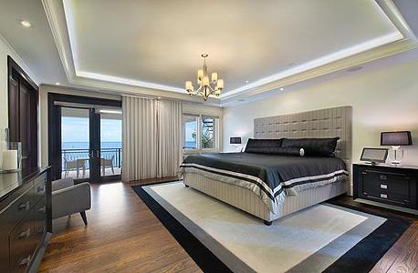 הבית כולל 6 חדרי שינה