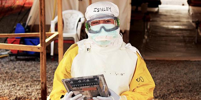 חדש מגוגל: טאבלט מיוחד לרופאים שנלחמים במגפת האבולה