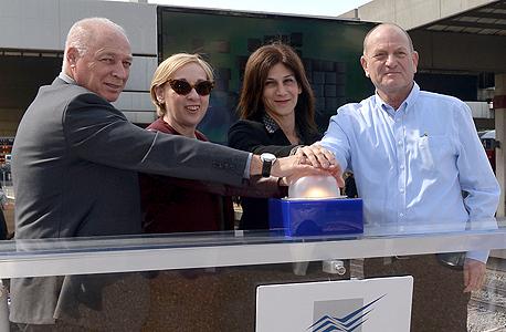 """רכבת ישראל הנפיקה אג""""ח במיליארד שקל בבורסה בתל אביב"""