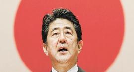 ראש ממשלת יפן שינזו אבה, צילום: אי פי איי