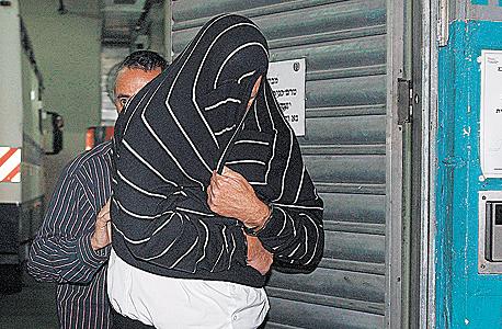יהודה עליאש בהארכת מעצרו (ארכיון)