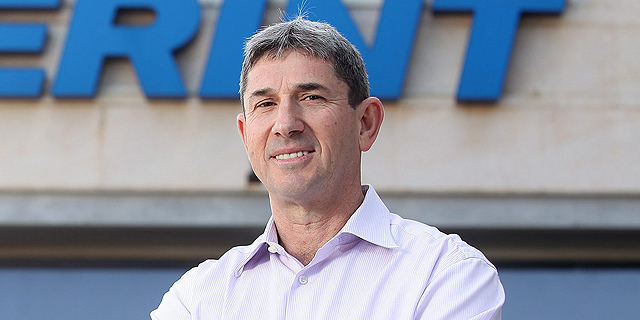 Verint CEO Dan Bodner. Photo: Orel Cohen
