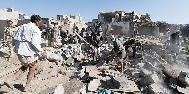 המלחמה בתימן, צילום: רויטרס