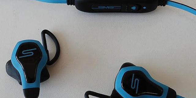 SMS Audio BioSport: אוזניות שמקשיבות ללב שלכם