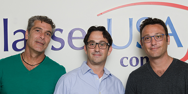 GlassesUSA מבני ברק גייסה 12.5 מיליון דולר מקרן ויולה