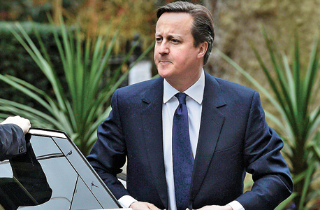 ראש ממשלת בריטניה, דיוויד קמרון