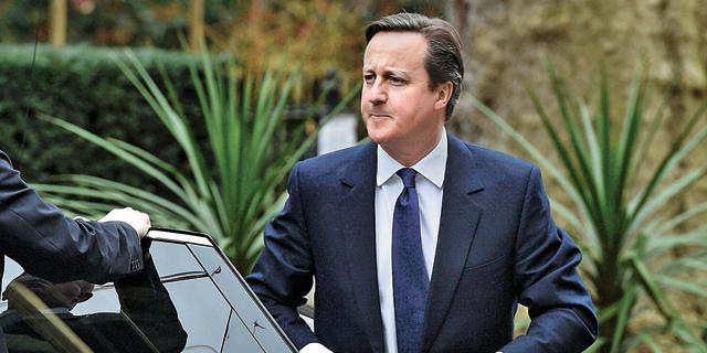 דיוויד קמרון, ראש ממשלת בריטניה, צילום: רויטרס