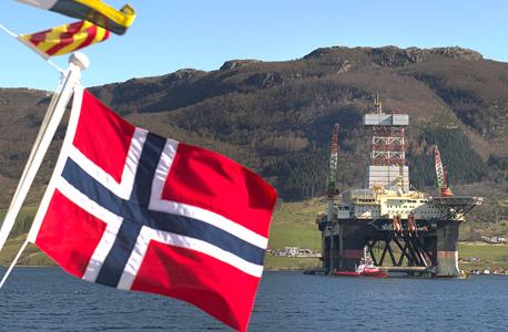 קידוח נפט בנורבגיה