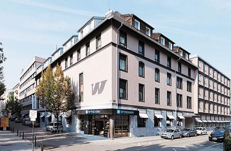 מלון ווינדהאם במאנהיים, גרמניה