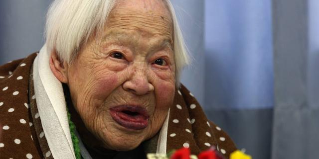 האישה הזקנה בעולם נפטרה בגיל 117