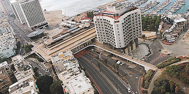 כיכר אתרים: נדחתה תוכנית היזמים להקמת מגדלים של 40 קומות