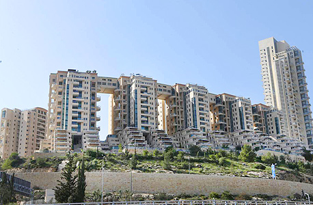 מתחם הולילנד בירושלים. עליית מחירים של 100% בתוך עשור