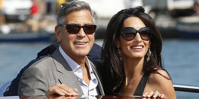 מתנת יום ההולדת שקנתה אמאל לבעלה ג'ורג' קלוני: פורשה חדשה ב-177 אלף דולר