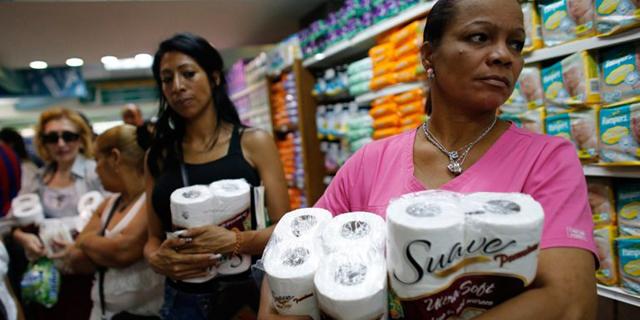 ונצואלה בחדלות פירעון. מה יקרה עכשיו