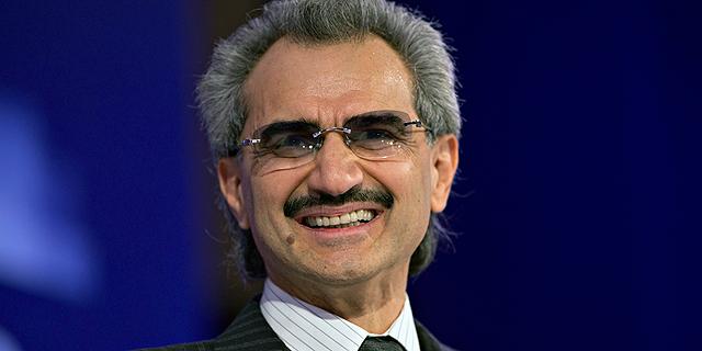 מאמין בטוויטר: אחזקת הנסיך הסעודי בחברה עברה את סף ה-5%