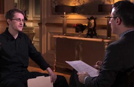 הראיון של סנודן