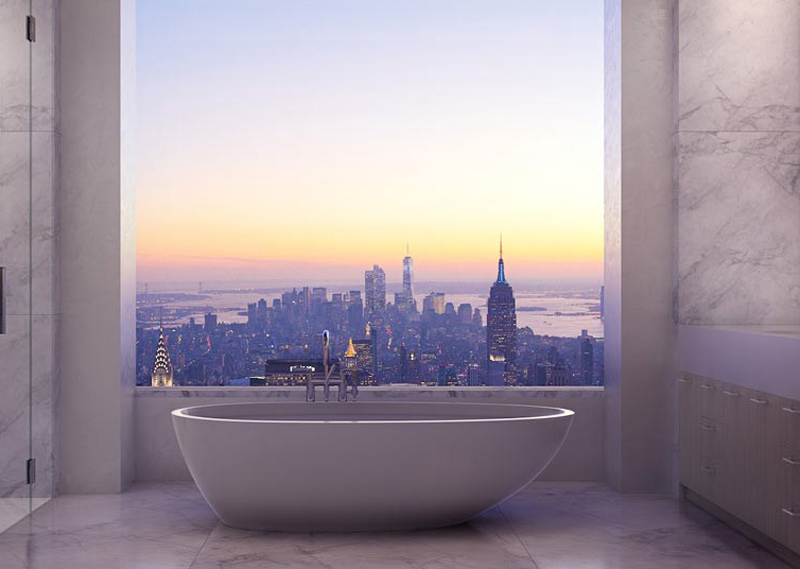"""ניו יורק. 34 מ""""ר תמורת מיליון דולר"""