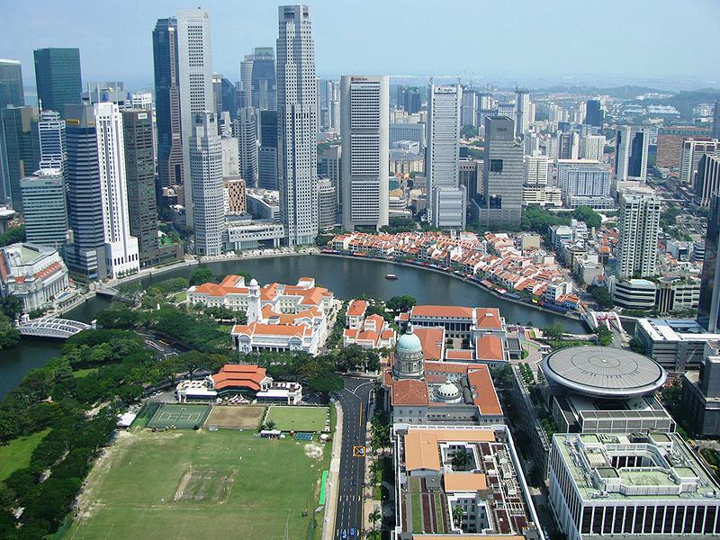 """סינגפור. 39 מ""""ר תמורת מיליון דולר"""