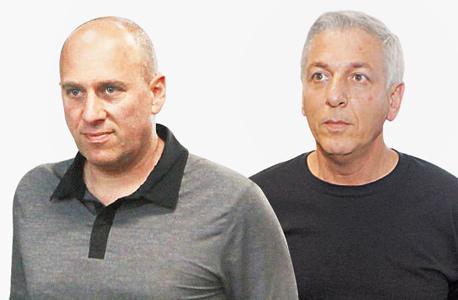שלמה דניאל ואורן אהרונסון