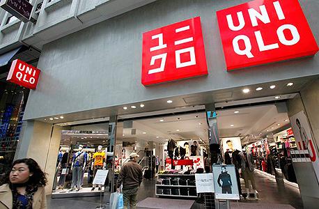 חנות יוניקלו בטוקיו